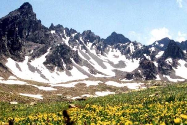 Rize Kaçkar Dağları Milli Parkı