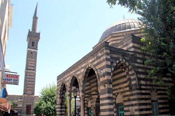 Diyarbakır Dört Ayaklı Minare