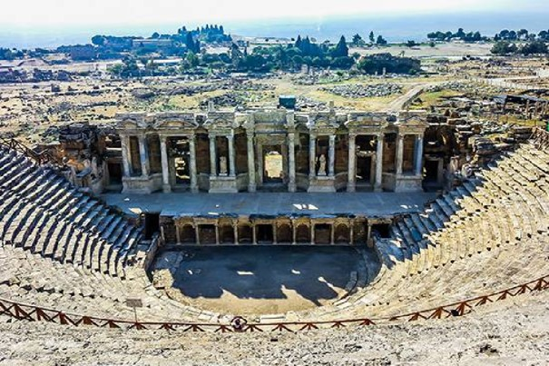 Pamukkale Hierapolis Antik Kenti