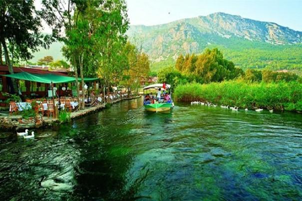 Muğla Azmak Nehri
